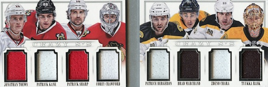 2013-14 Panini National Treasures Hockey Cards 32