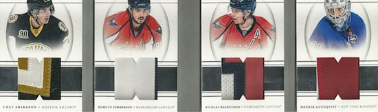 2013-14 Panini National Treasures Hockey Cards 41