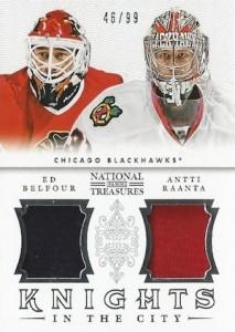 2013-14 Panini National Treasures Hockey Cards 41