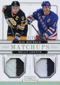 2013-14 Panini National Treasures Hockey Cards 45