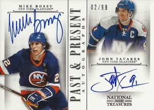 2013-14 Panini National Treasures Hockey Cards 51