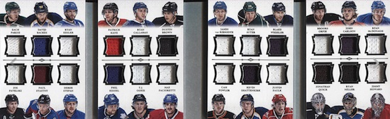 2013-14 Panini National Treasures Hockey Cards 63
