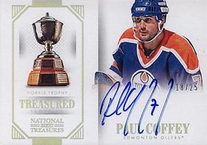 2013-14 Panini National Treasures Hockey Cards 67