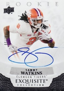 Sammy Watkins Rookie Card Guide and Checklist 55