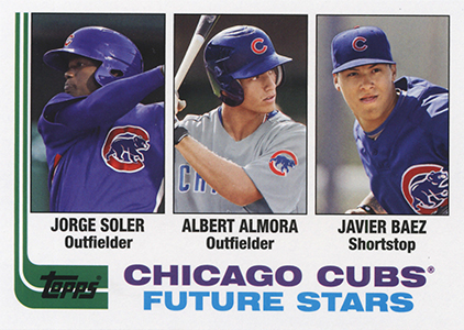 Soler Flair: The Top Jorge Soler Prospect Cards 9