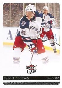2014-15 Fleer Ultra Hockey Variation Short Prints Guide 34