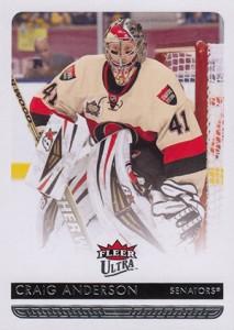 2014-15 Fleer Ultra Hockey Variation Short Prints Guide 44