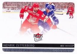 2014-15 Fleer Ultra Hockey Variation Short Prints Guide 12