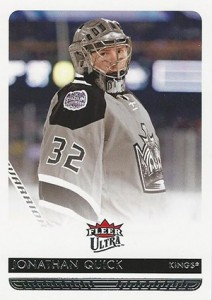 2014-15 Fleer Ultra Variations 84 Jonathan Quick