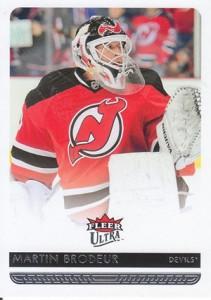 2014-15 Fleer Ultra Hockey Variation Short Prints Guide 25
