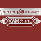 2014-15 Upper Deck Overtime Hockey Cards