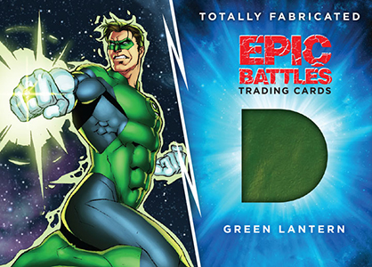 2014 Cryptozoic DC Comics: Epic Battles Trading Cards 26