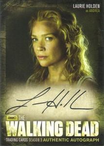 2014 Cryptozoic Walking Dead Season 3 Part 2 Autographs A14