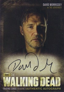 2014 Cryptozoic Walking Dead Season 3 Part 2 Autographs A23