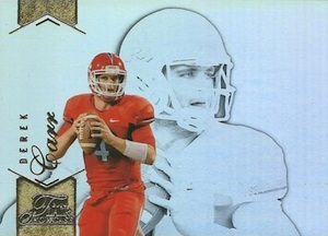Derek Carr Rookie Card Gallery and Checklist 43