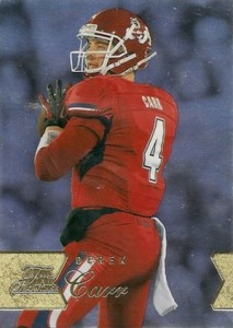 Derek Carr Rookie Card Gallery and Checklist 42