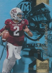 Johnny Manziel Cards, Rookie Cards, Key Early Cards and Autographed Memorabilia Guide 75