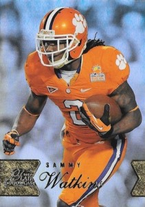 Sammy Watkins Rookie Card Guide and Checklist 58