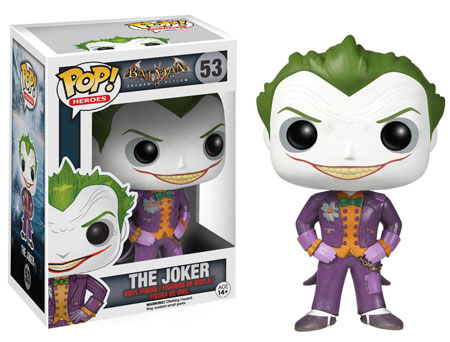 Funko Pop Batman Arkham Asylum Figures 2