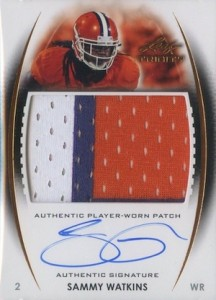 Sammy Watkins Rookie Card Guide and Checklist 60