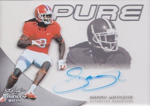 Sammy Watkins Rookie Card Guide and Checklist 61