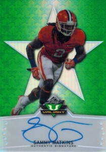 Sammy Watkins Rookie Card Guide and Checklist 62