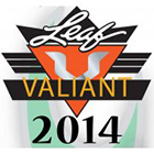 2014 Leaf Valiant Baseball Cards