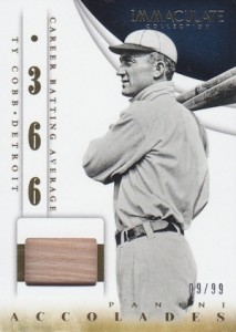 2014 Panini Immaculate Baseball Cards 26