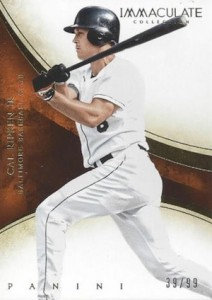 2014 Panini Immaculate Baseball Cards 19