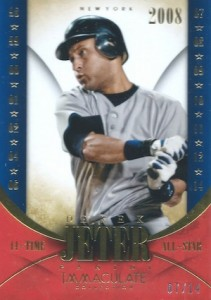 2014 Panini Immaculate Baseball Cards 29