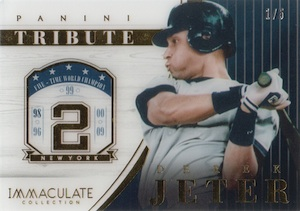 2014 Panini Immaculate Baseball Cards 33