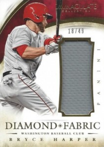 2014 Panini Immaculate Baseball Cards 34