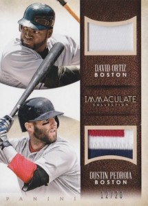 2014 Panini Immaculate Baseball Cards 36