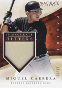 2014 Panini Immaculate Baseball Cards 39