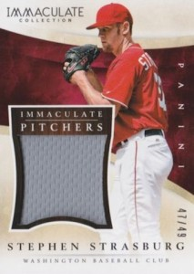 2014 Panini Immaculate Baseball Cards 42
