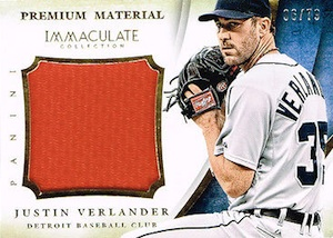 2014 Panini Immaculate Baseball Cards 46