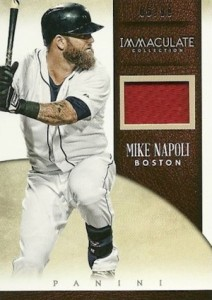 2014 Panini Immaculate Baseball Cards 44