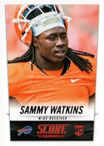 Sammy Watkins Rookie Card Guide and Checklist 53