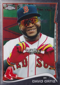 Sorting Out the 2014 Topps Chrome Baseball Variations 45