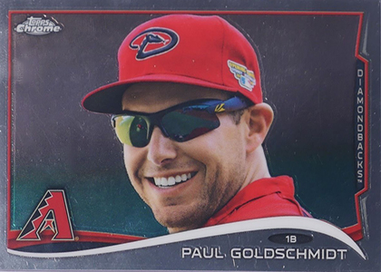Sorting Out the 2014 Topps Chrome Baseball Variations 31
