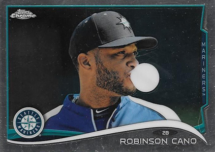 Sorting Out the 2014 Topps Chrome Baseball Variations 29