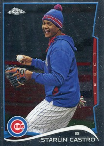 Sorting Out the 2014 Topps Chrome Baseball Variations 35