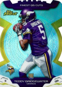 2014 Topps Finest Football Cards 30