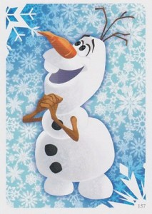 2014 Topps Frozen Trading Cards 24