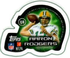 2014 Topps NFL Magnetz Aaron Rodgers