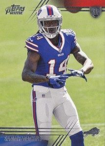 Sammy Watkins Rookie Card Guide and Checklist 16