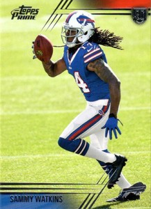 Sammy Watkins Rookie Card Guide and Checklist 17
