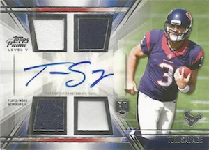 2014 Topps Prime Football Cards 24