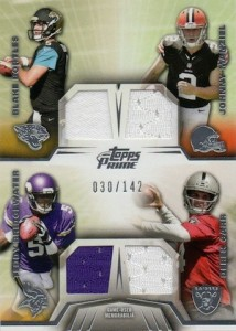 2014 Topps Prime Football Cards 33