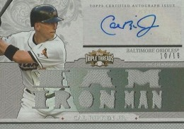 2014 Topps Triple Threads Baseball Says the Darndest Things 3
